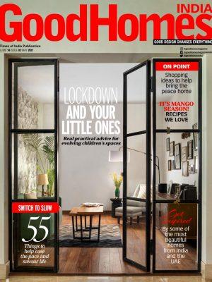 Coverage - Good Homes India (02May2021) -- Sage Living (1)